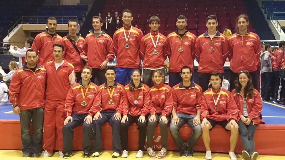Esteban Gimenez participó en el Campeonato de Europa de wushu que se celebró el pasado mes de Mayo del 8 al 12, en la ciudad de Bucharest-Romenia