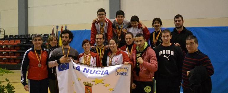 Campeonato Kung Fu, Wu Shu