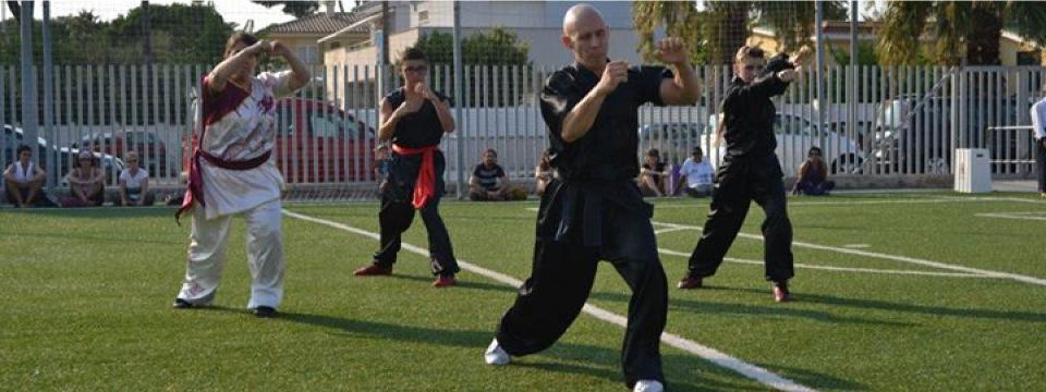 Historia del Kung Fu – Wu Shu