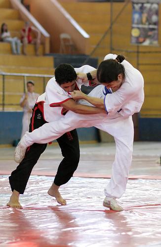 Nuevo curso de Shuai Jiao impartido por el maestro Antonio Langiano