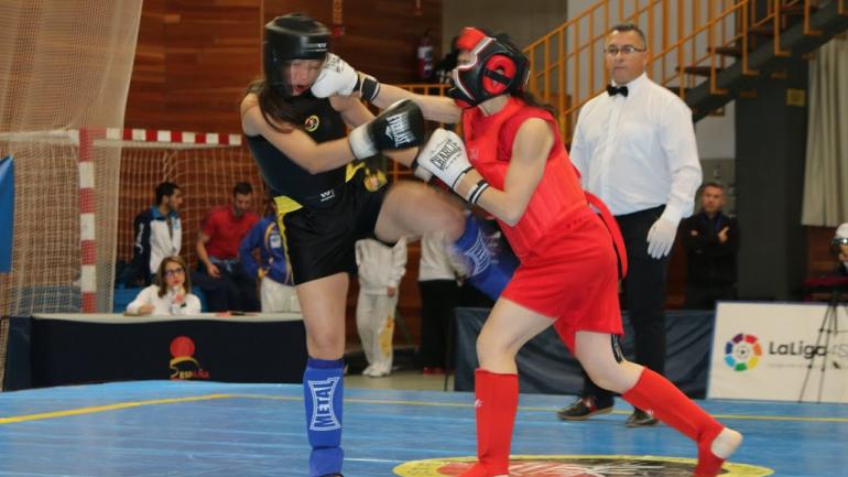 XXXII Campeonato de España de Wushu Moderno y Sanda