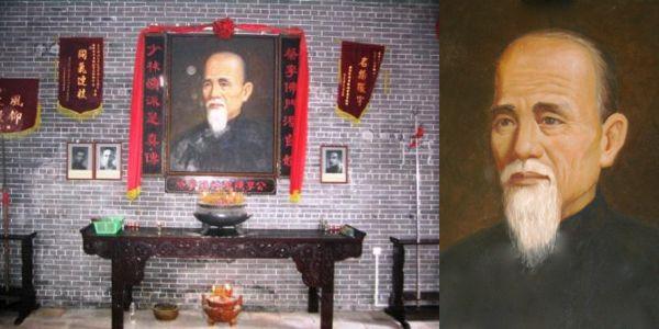 Breve cuaderno de estilos tradicionales de Wushu II – CHOY LI FAT