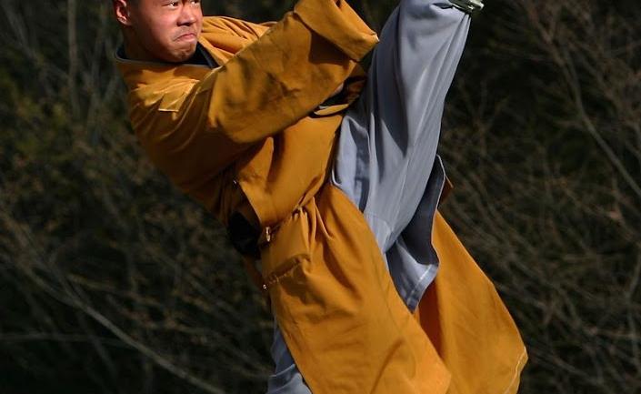 Breve cuaderno de estilos tradicionales de Wushu I – SHAOLIN