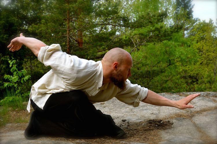 Breve cuaderno de estilos tradicionales de Wushu VI – HSING I